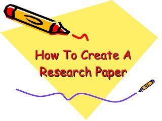 Research paper citation styles